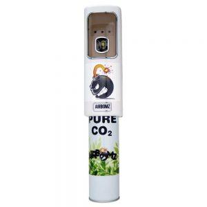 AIRBOMZ | CO2 Dispenser | Compleet Incl. Fles | Afstandsbediening | Licht Sensor