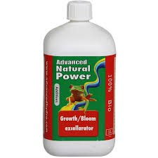 Advanced Hydroponics | Natural Power | Growth Bloom Excellerator
