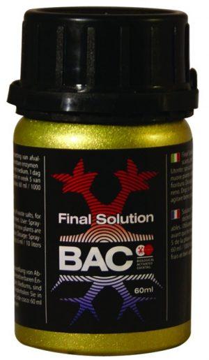 B.A.C Final Solution