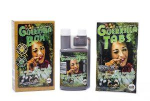 BioTabs Guerillabox