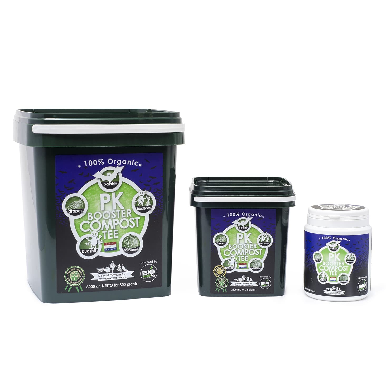 BioTabs PK Booster Tea