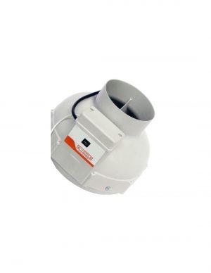 Buisventilator G-tools 125 2-speed 220-360m3/uur