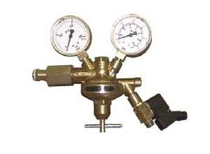 CO2 Druk Reduceerventiel | Incl. Magneetklep