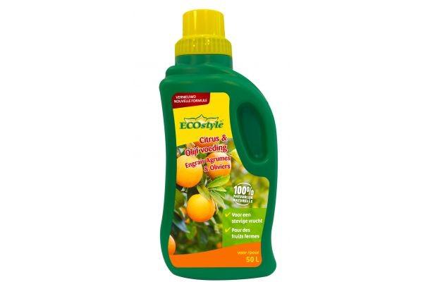 EcoStyle Citrus & Olijf 500ml