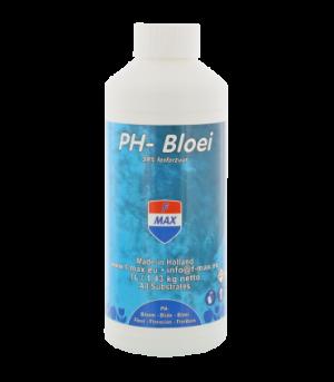 F Max PH- bloei 59% Fosfozuur