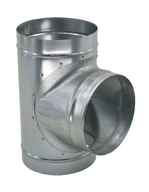Flens | T-Stuk | Aluminium