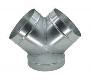 Flens | Y-Stuk | Aluminium