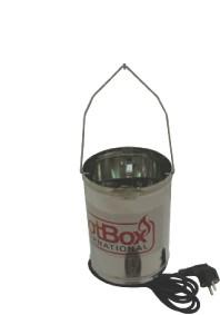 Hotbox Sulfume zwavelverdamper incl. 500gr zwavel