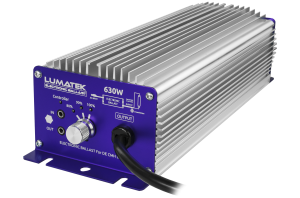 Lumatek 630W Dimmable & Controllable