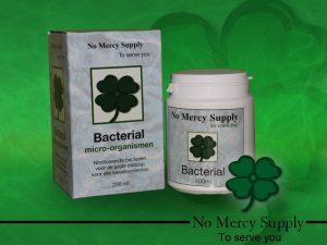 No Mercy Supply Bacterial