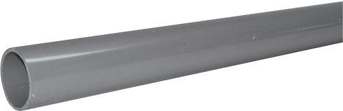 PVC Buis Geboord | WW 3/8 Draad | 2.5m