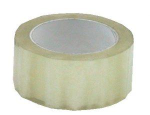 Tape transparant 50mm x 66Mtr